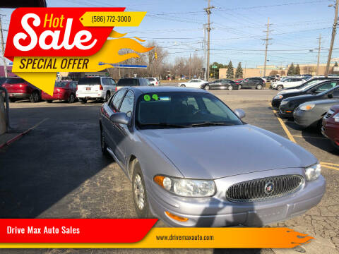 2004 Buick LeSabre for sale at Drive Max Auto Sales in Warren MI