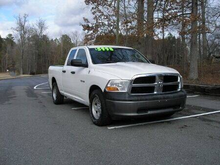 2009 Dodge Ram Pickup 1500 for sale at RICH AUTOMOTIVE Inc in High Point NC