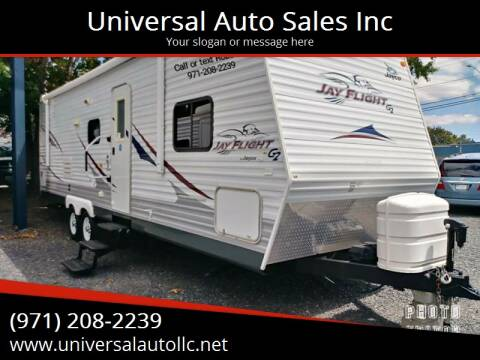 2008 JAYCO JAY FLIGHT for sale at Universal Auto Sales Inc in Salem OR