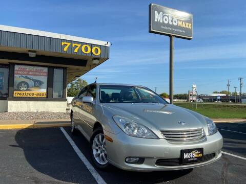 2004 Lexus ES 330 for sale at MotoMaxx in Spring Lake Park MN