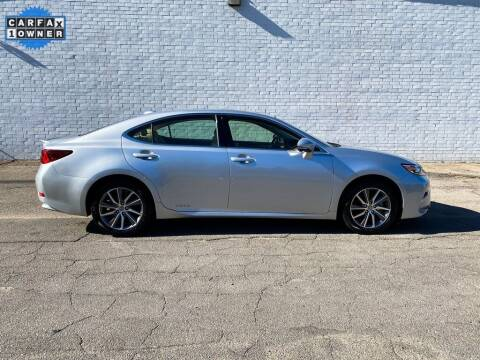 2018 Lexus ES 300h for sale at Smart Chevrolet in Madison NC