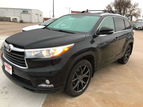 2014 Toyota Highlander for sale at Spady Used Cars in Holdrege NE