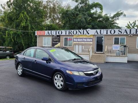 2010 Honda Civic for sale at Auto Tronix in Lexington KY