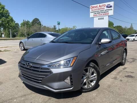 2019 Hyundai Elantra for sale at Drive Auto Sales & Service, LLC. in North Charleston SC