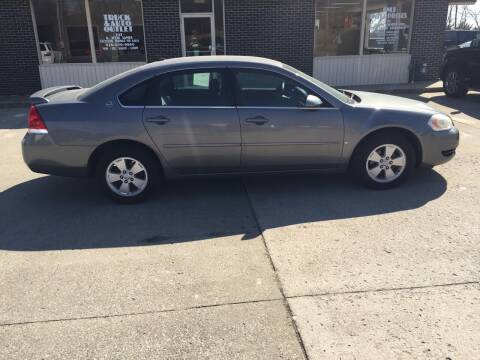 2007 Chevrolet Impala for sale at Truck and Auto Outlet in Excelsior Springs MO