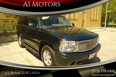 2004 GMC Yukon for sale at A1 Motors Inc in Chicago IL