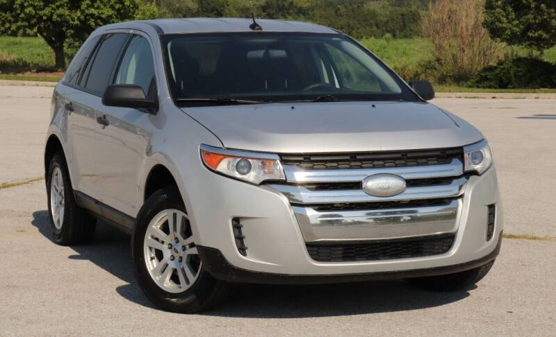 2012 Ford Edge for sale at Big O Auto LLC in Omaha NE