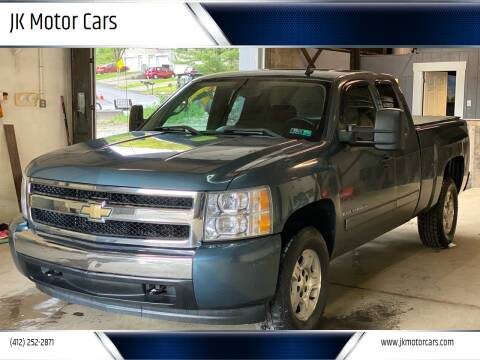 2008 Chevrolet Silverado 1500 for sale at JK Motor Cars in Pittsburgh PA
