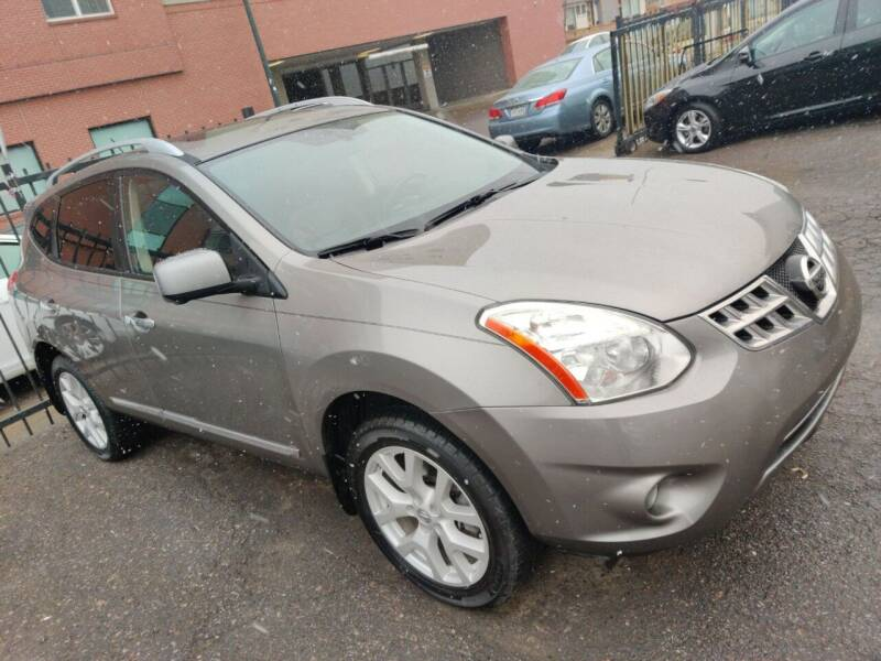 2012 Nissan Rogue for sale at Sanaa Auto Sales LLC in Denver CO