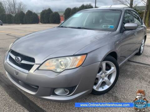 2008 Subaru Legacy for sale at IMPORTS AUTO GROUP in Akron OH