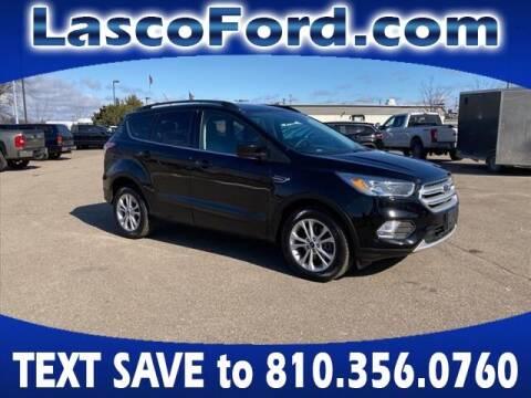 2018 Ford Escape for sale at LASCO FORD in Fenton MI