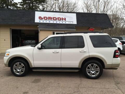 2010 Ford Explorer for sale at Gordon Auto Sales LLC in Sioux City IA