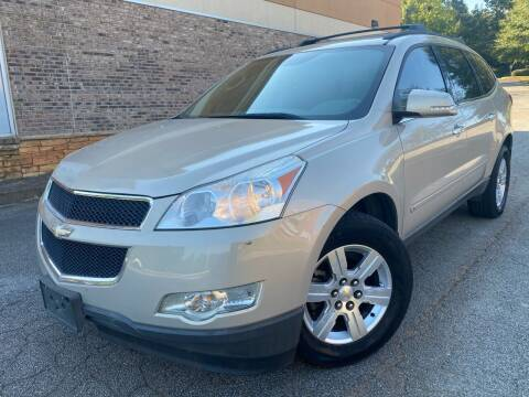2010 Chevrolet Traverse for sale at Gwinnett Luxury Motors in Buford GA