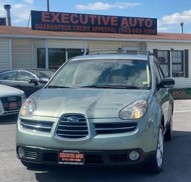 2006 Subaru B9 Tribeca for sale at Executive Auto in Winchester VA