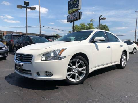 2010 Nissan Maxima for sale at Car Stars in Elmhurst IL