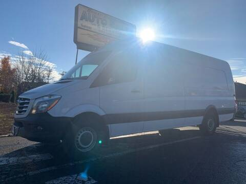 2015 Freightliner Sprinter Cargo for sale at South Commercial Auto Sales in Salem OR