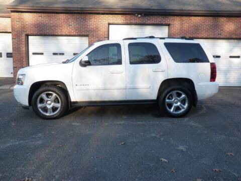 2007 Chevrolet Tahoe for sale at Wolcott Auto Exchange in Wolcott CT
