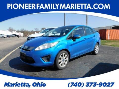 2013 Ford Fiesta for sale at Pioneer Family preowned autos in Williamstown WV