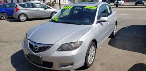 2008 Mazda MAZDA3 for sale at TC Auto Repair and Sales Inc in Abington MA