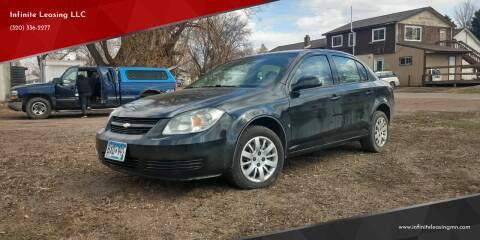 2007 Chevrolet Cobalt for sale at Infinite Leasing LLC in Lastrup MN