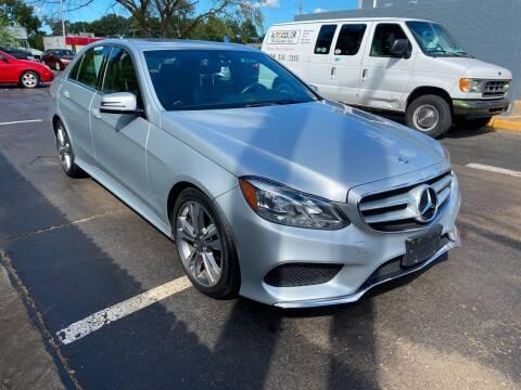 2016 Mercedes-Benz E-Class for sale at City to City Auto Sales in Richmond VA