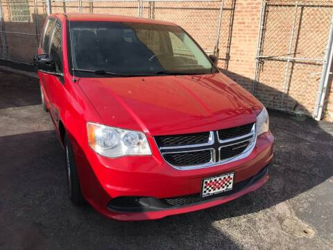2012 Dodge Grand Caravan for sale at GREAT AUTO RACE in Chicago IL