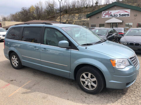 2010 Chrysler Town and Country for sale at Gilly's Auto Sales in Rochester MN