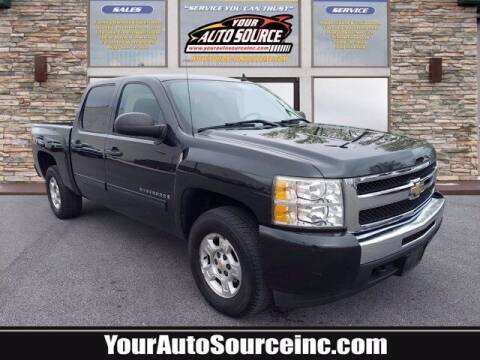 2009 Chevrolet Silverado 1500 for sale at Your Auto Source in York PA