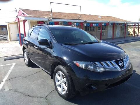 2009 Nissan Murano for sale at Car Spot in Las Vegas NV