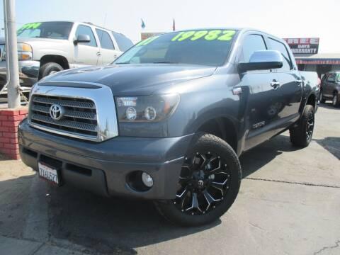 2007 Toyota Tundra for sale at Quick Auto Sales in Modesto CA