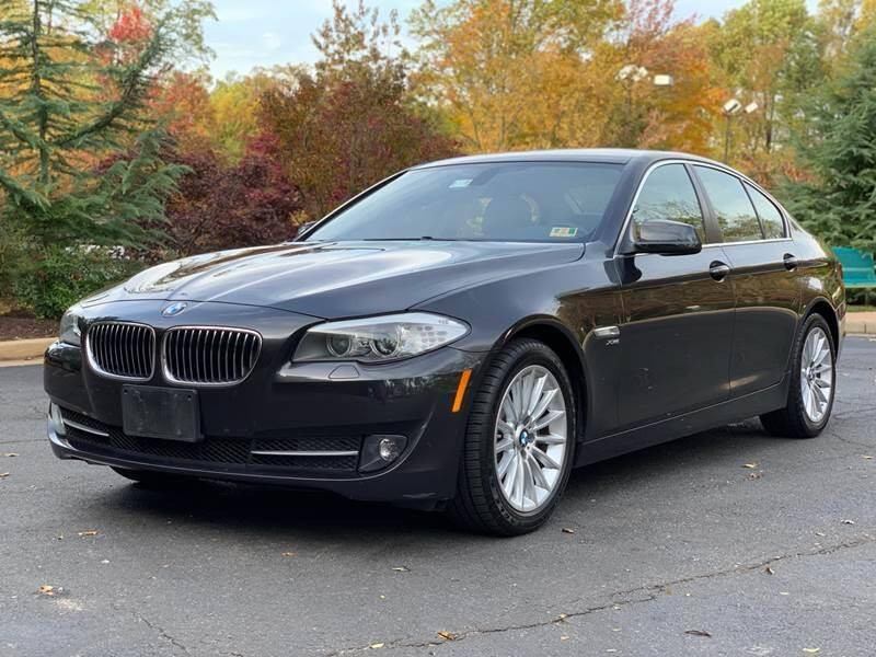 2012 BMW 5 Series for sale at Top Gear Motors in Winchester VA