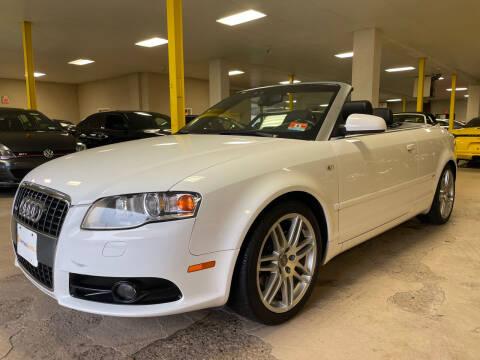 2009 Audi A4 for sale at Vantage Auto Wholesale in Lodi NJ