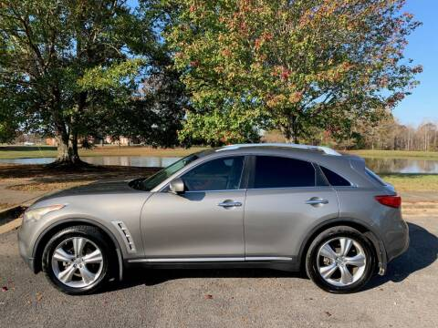 2009 Infiniti FX35 for sale at LAMB MOTORS INC in Hamilton AL