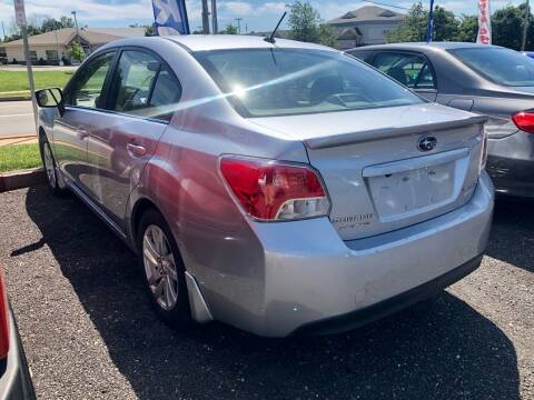 2016 Subaru Impreza for sale at Mayer Motors of Pennsburg in Pennsburg PA