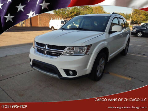 2011 Dodge Journey for sale at Cargo Vans of Chicago LLC in Mokena IL