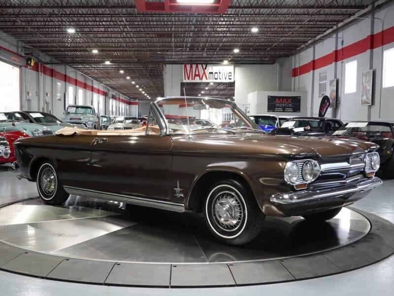 1963 Chevrolet Corvair for sale in Boca Raton, FL