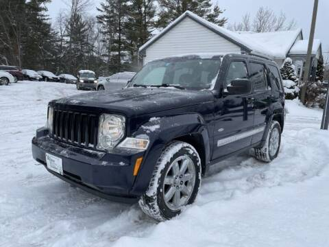 2012 Jeep Liberty for sale at Williston Economy Motors in Williston VT