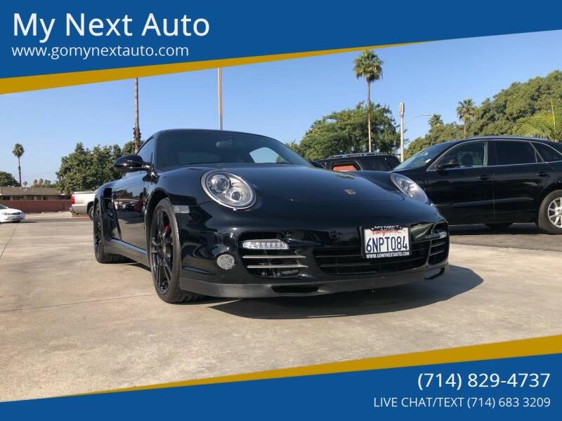 2011 Porsche 911 for sale at My Next Auto in Anaheim CA