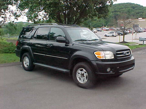 2002 Toyota Sequoia for sale at North Hills Auto Mall in Pittsburgh PA