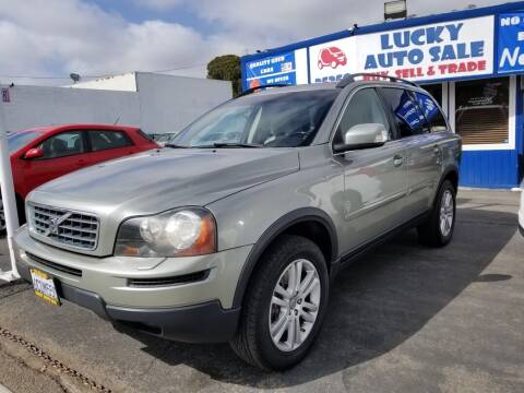 2008 Volvo XC90 for sale at Lucky Auto Sale in Hayward CA