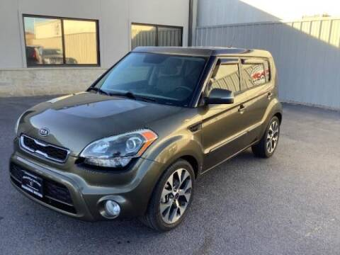 2012 Kia Soul for sale at Chaparral Motors - 1702 Clovis Rd. in Lubbock TX