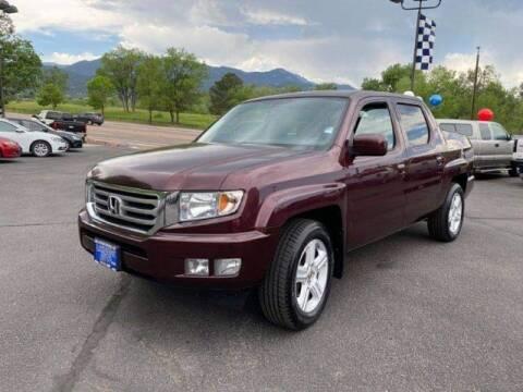 2013 Honda Ridgeline for sale at Lakeside Auto Brokers Inc. in Colorado Springs CO