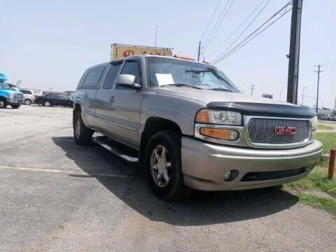 2003 GMC Sierra 1500 for sale at USA Auto Sales in Dallas TX