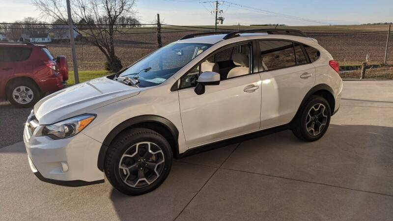 2015 Subaru XV Crosstrek for sale at Cub Hill Motor Co in Stewartstown PA