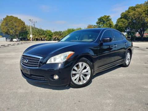 2011 Infiniti M37 for sale at Rosa's Auto Sales in Miami FL
