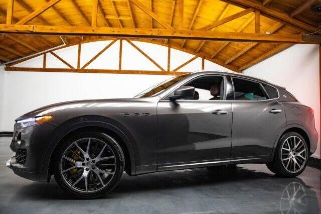 2017 Maserati Levante for sale in Newport Beach, CA