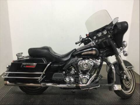 2007 Harley-Davidson FLHTC ELECTRA GLIDE CLASSIC for sale at Eastside Auto Sales in El Paso TX
