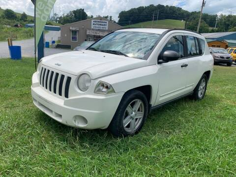2008 Jeep Compass for sale at ABINGDON AUTOMART LLC in Abingdon VA