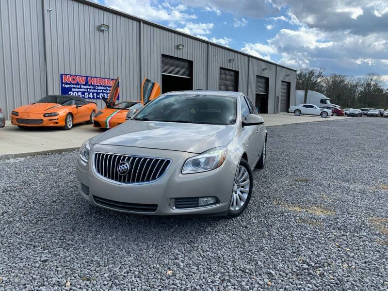 2011 Buick Regal for sale at Anaheim Auto Auction in Irondale AL