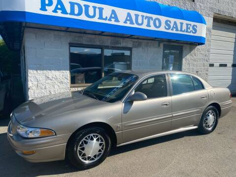 2003 Buick LeSabre for sale at Padula Auto Sales in Braintree MA